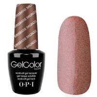 Brisbane Bronze OPI GelColor UV Polish - 15ml